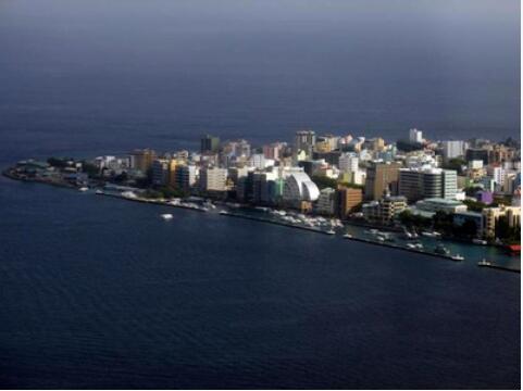 图说:马尔代夫要求印度在6月底前完成撤走共计两架直升机礼物的程序。