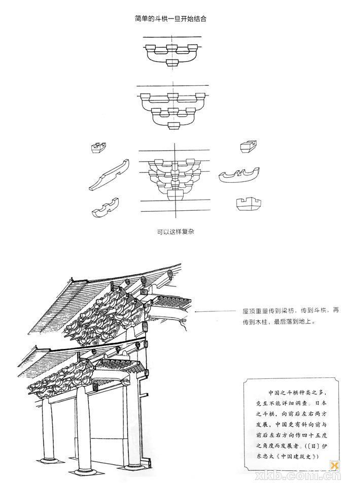 《不只中国木建筑》,径将一生托乔木