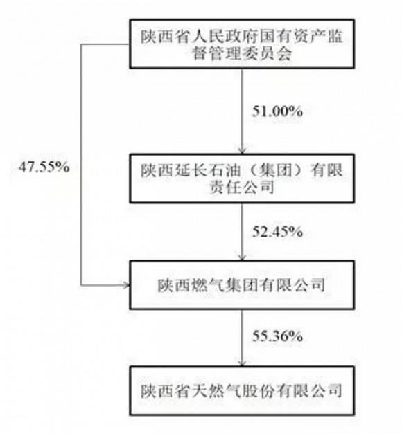 股权结构示意图