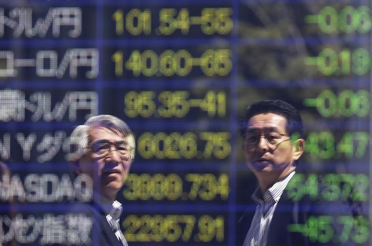 亚洲股市_亚洲股市涨跌互现 沪指跌破2800点 深成指跌逾1%
