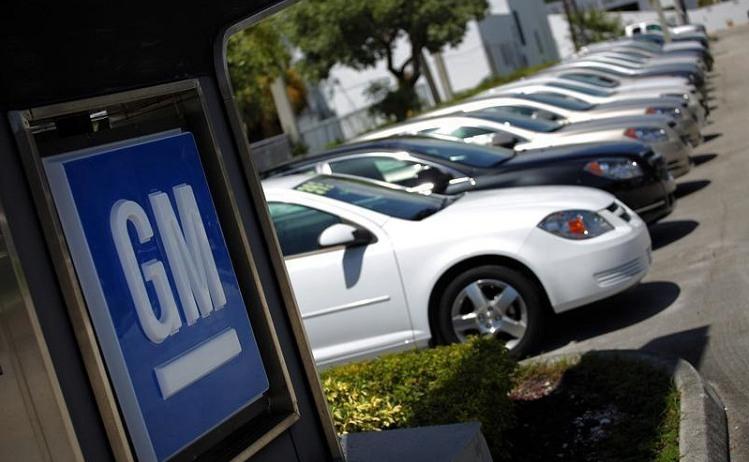 美國最大汽車製造商通用宣佈北美裁員15%。圖/路透社