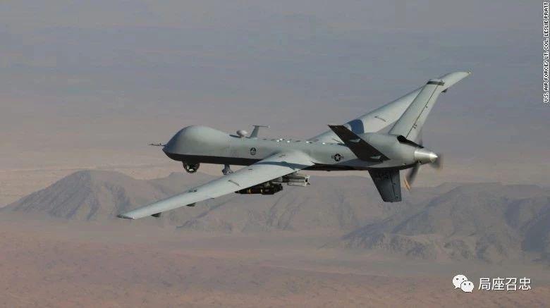 美军上尉电脑遭黑客攻击,MQ-9A死神无人机敏感信息被窃取!