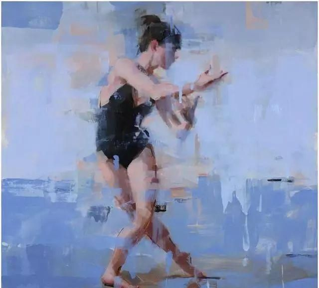 Jacob Dhein芭蕾舞者作品,身姿优美