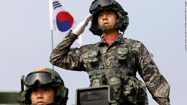 美韩大规模军事演习将被小规模演习取代 军事演习 演习 国防部长(图1)