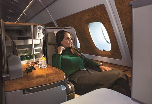 """抵买""""轻奢版""""商务舱、免费WiFi……收下这份最新版航空利是"""