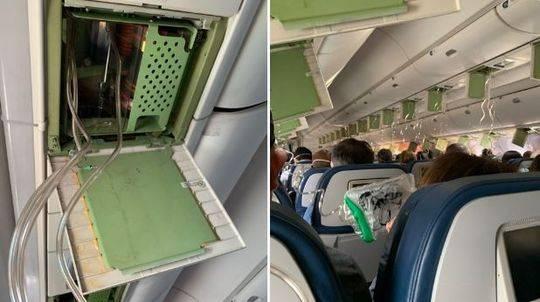 达美航空一客机经历惊魂7分钟:急坠3万英尺,乘客纷纷写下遗言