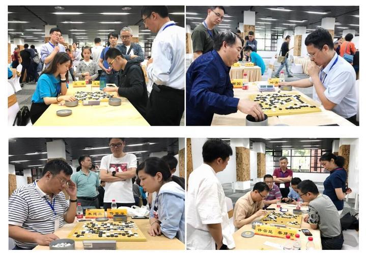 【97周年校庆】20老杨二打五18校友围棋大会成功举办