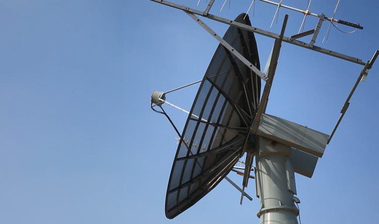 宁夏中卫:国内首个民营商业卫星测控指挥中心启用