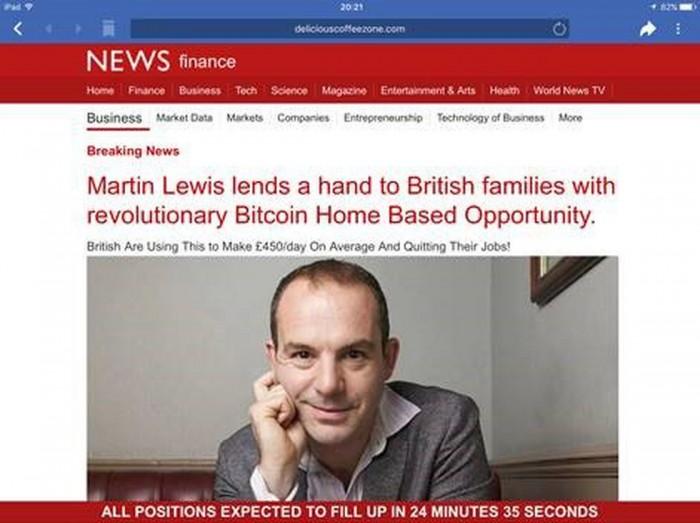英国金融大师起诉Facebook:利用其名字投放欺诈广告