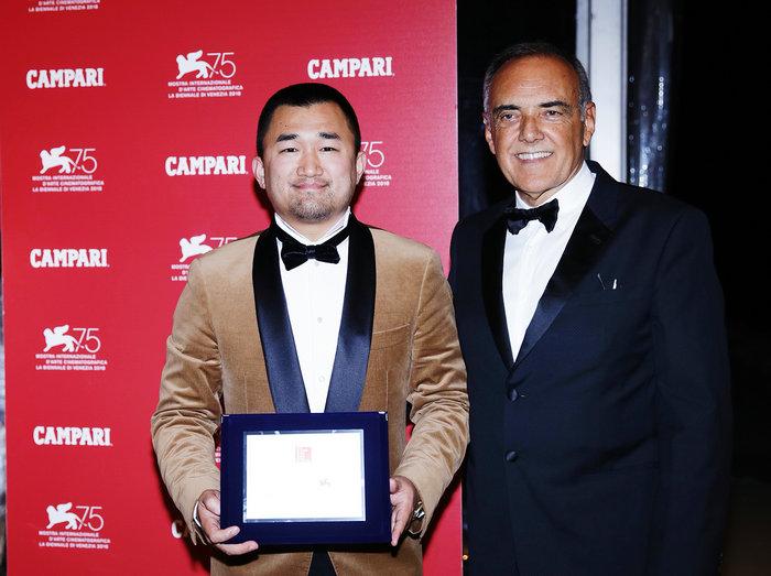 《未择之路》获威尼斯电影节主席颁奖