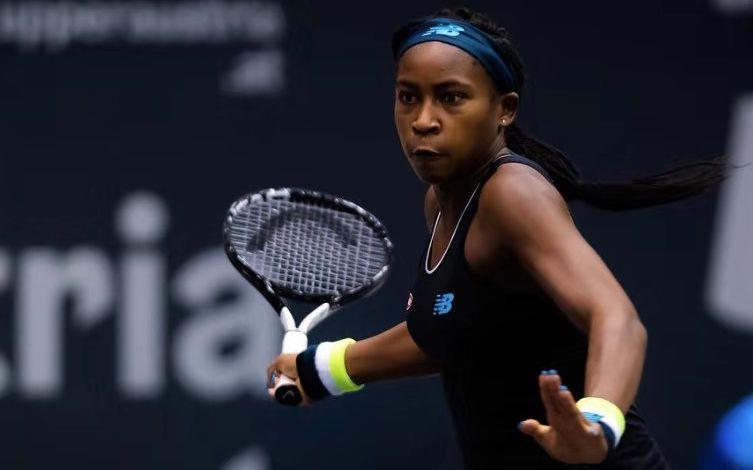 15岁高芙首夺WTA单打冠军,以后不能叫她黑马了