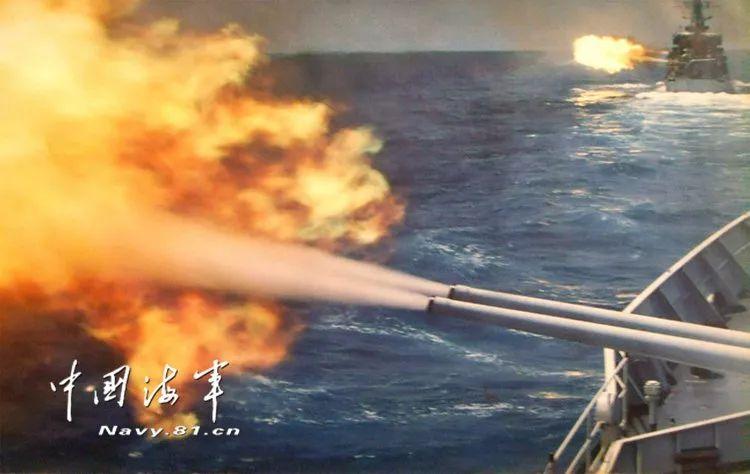 Image result for 永暑礁上中国守军防御å・¥äº‹æ›å…‰