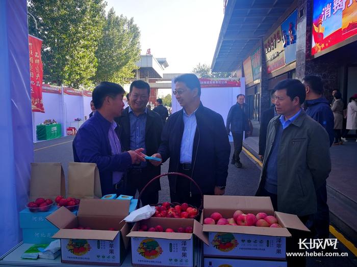 河北品牌农产品北京热销 京津冀产销对接活动现场签约1.92亿元