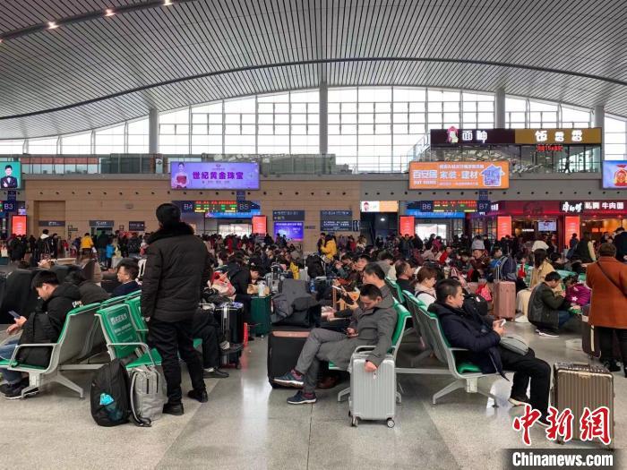广铁2020年春运外来工团体票16日开售 首次可购部分列车软座