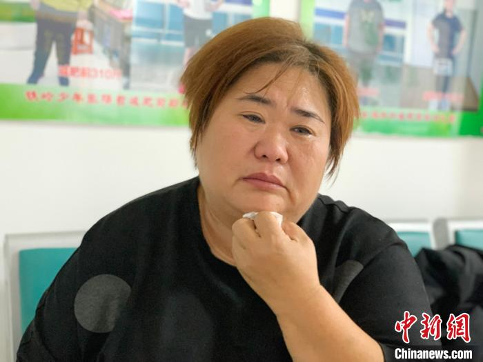 """河北籍女子为爱减肥:想恢复健康成为家里的""""顶梁柱"""""""