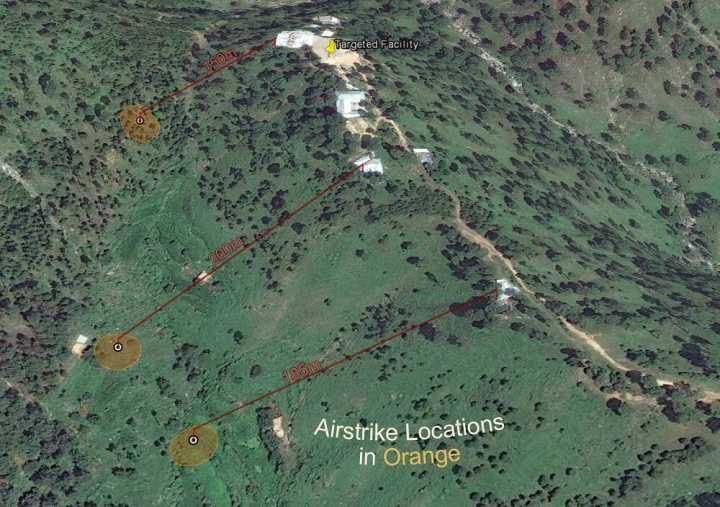 图片到来源:星球试验室(Planet Labs), 谷歌舆地图(Google Earth )和数字地球公司 (Digital Globe)