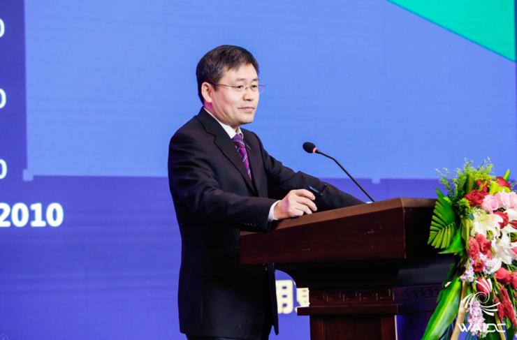浪潮集团首席科学家王恩东:智慧计算,未来动力  | 世界人工智能融合发展大会