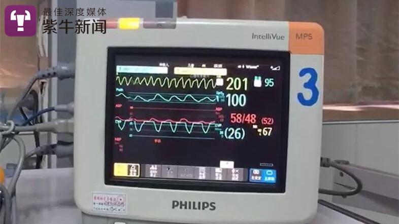 男孩患心肌炎 30名医生按压心脏30000次为其续命
