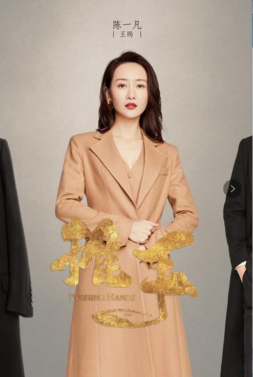 贾乃亮推新作《推手》 搭档王鸥演绎商战别样情侣