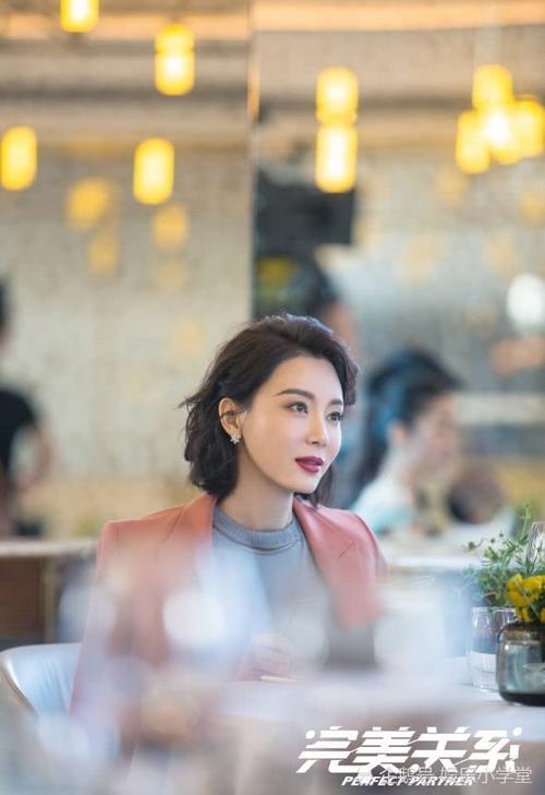 佟丽娅新剧《完美关系》已定档湖南卫视,与黄