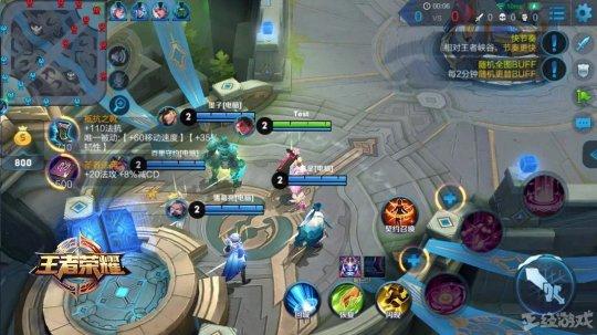 王者荣耀新模式一人操纵两英雄 玩家:韩信终于可以和李白合体了!