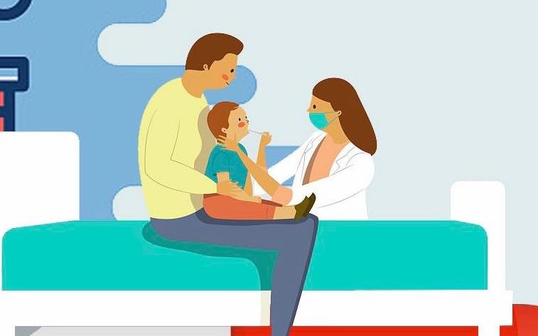 咳嗽像犬吠 呼吸像打鸣 儿童急性喉炎高发季到了