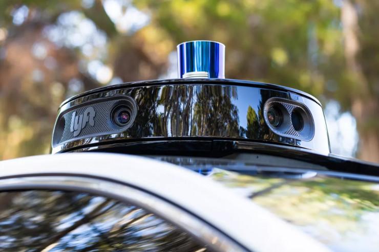 将AR公司收入囊中后 Lyft的自动驾驶脚步要加快了