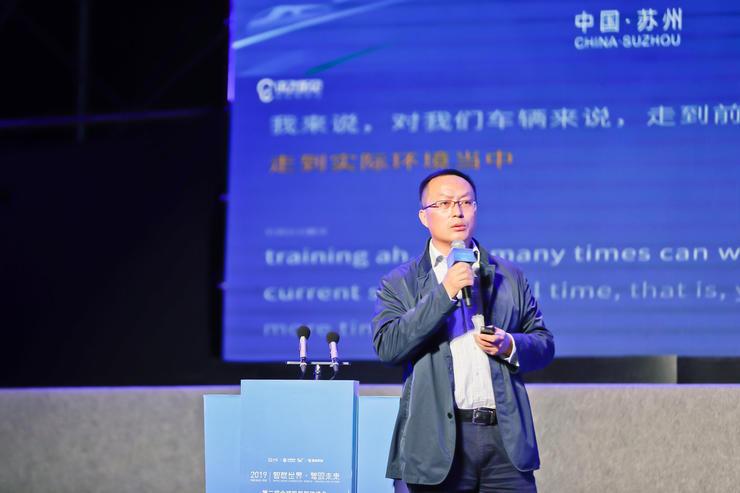 东南大学机械工程学院副院长殷国栋:智能驾驶的几种关键感知技术剖析
