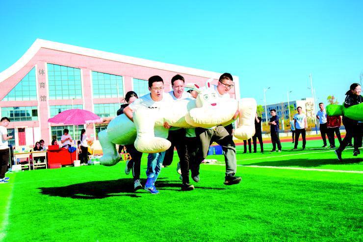 浏阳高新区举行2019年职工运动会机关和企业逾400人参赛