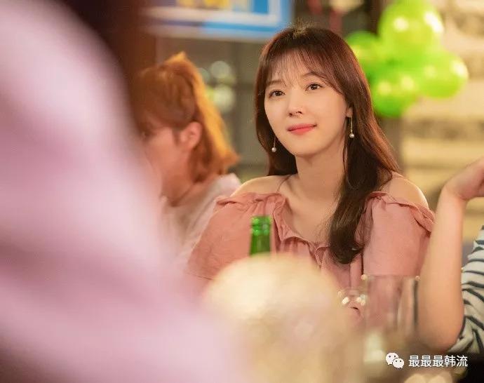 赵友利在剧中扮演和女主姜美来同期入学的玄秀雅.图片