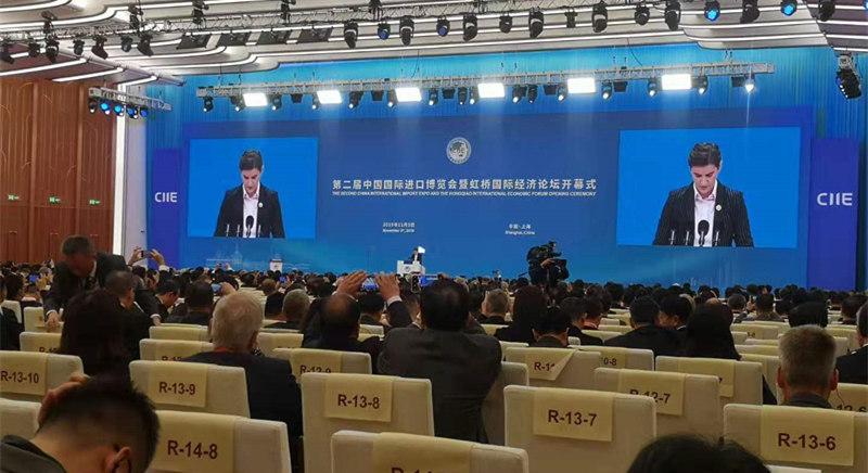世贸组织总干事阿泽维多:全球增长仍在放缓,各国要通力合作建立稳定、可预期的全球贸易体系