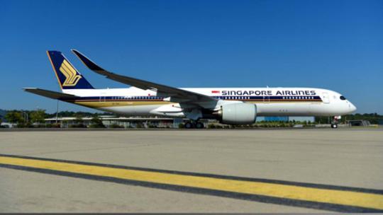 新加坡航空公司開通世界上最長的直達航班 圖片來源:網頁截圖