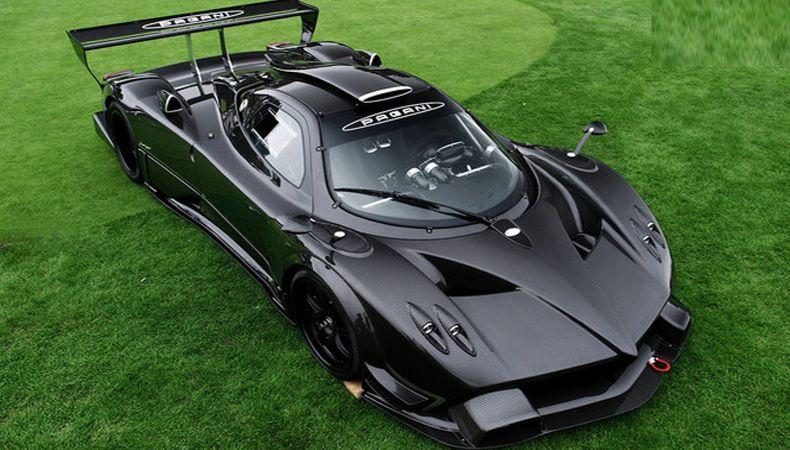 全球最贵的超级跑车都在这了!