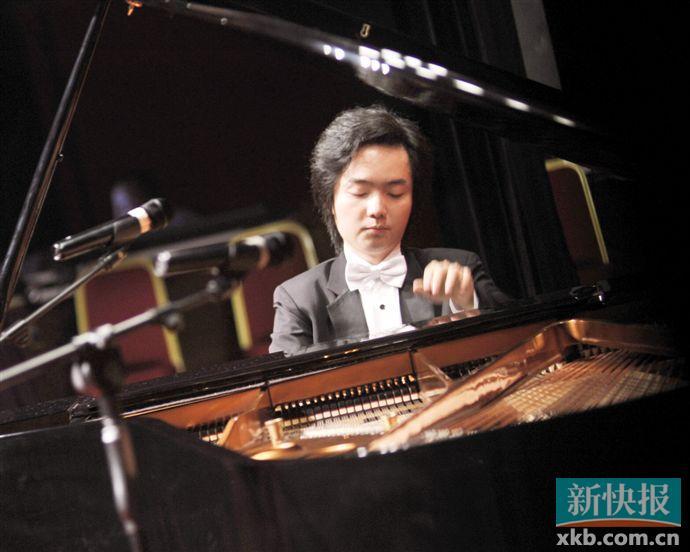 沈文裕钢琴独奏周日登陆广州大剧院