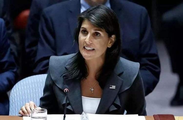 将接替黑莉任美驻联合国大使?伊万卡