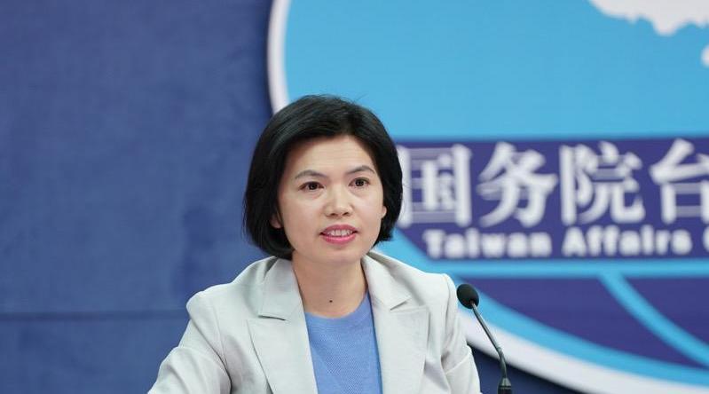 国台办:民进党煽动两岸敌意企图谋取政治私利不得人心
