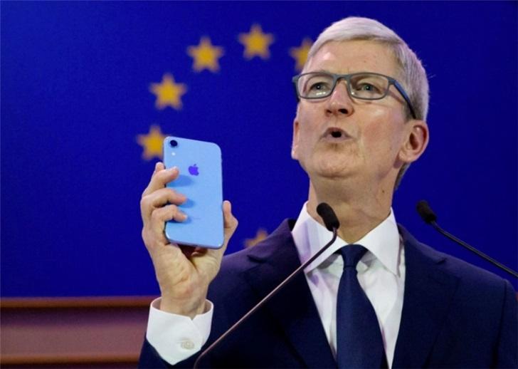 苹果CEO蒂姆·库克暗示iPhone订阅服务将会是苹果下一个大动作