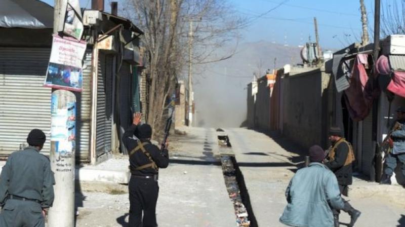 阿富汗西部摩托车爆炸致6人死亡 含4名儿童