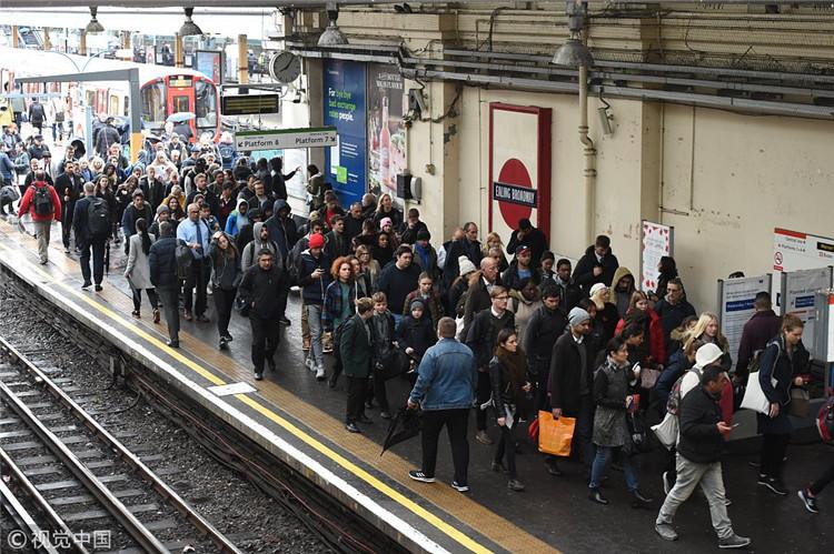 通勤者被迫選擇其他交通方式出行。