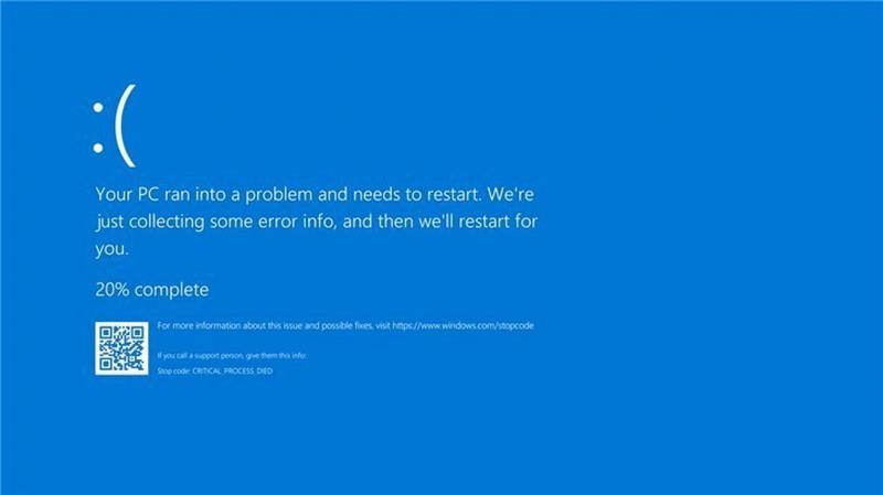 Win10五月更新不修复玩游戏蓝屏死机 让开发者背