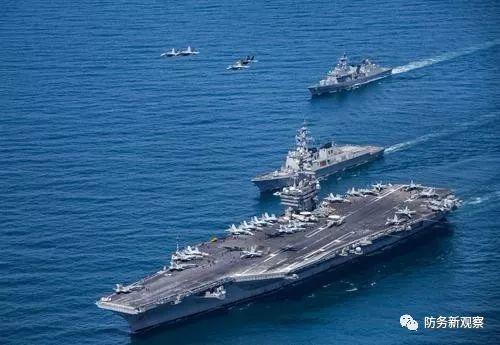 不是战略忽悠!美智库指出美海军弱点,总部大楼被摧毁仅7分钟!