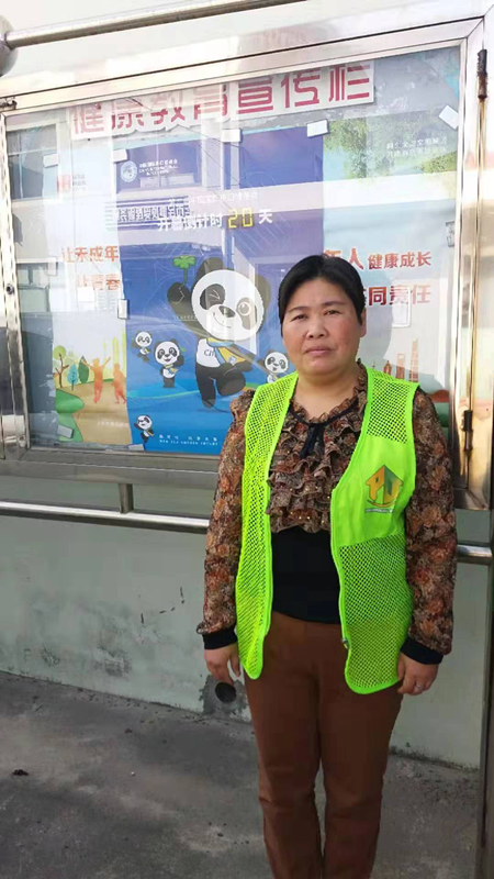 """""""当进博会志愿者是我人生至今的巅峰时刻了!""""上海对外经贸大学严文雯和她的进博会家庭"""