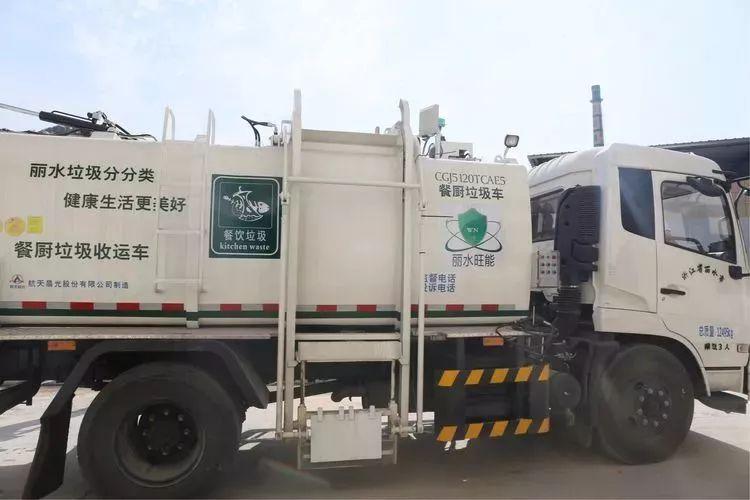 日处理垃圾100吨  我市首个餐厨废弃物处置项目昨天投入试运行