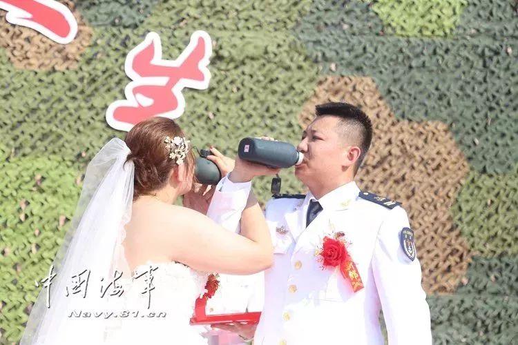 浪花白,今天我要嫁给你了!