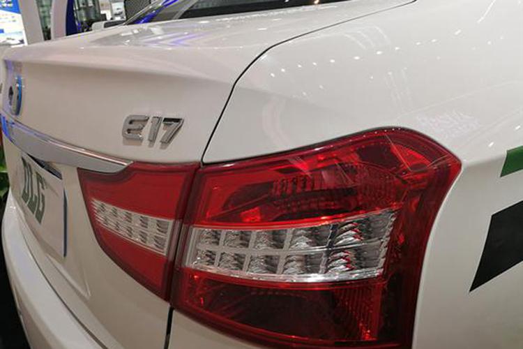 东风俊风E17正式上市 补贴后售15.455万元