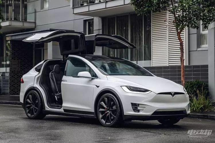 动力续航获全面升级!新款Model S/X的信息点都在这儿了