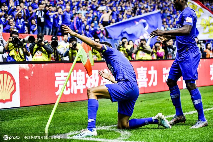 中超-卡拉斯科闪击莫雷诺伊哈洛建功上海绿地申花2-1大连一方