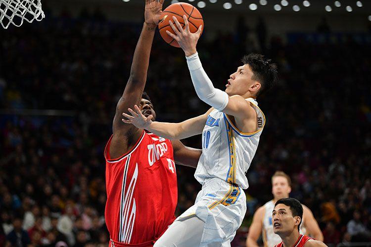 CBA新赛季常规赛首钢男篮取得四连胜