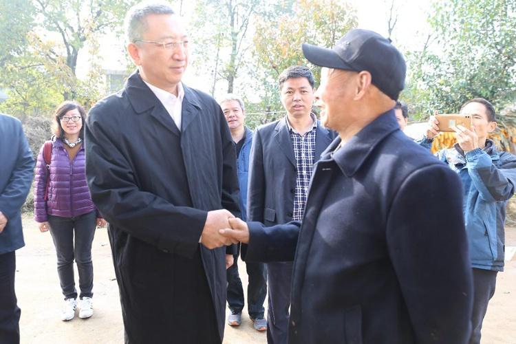 """王新哲赴陕西省蓝田县调研""""加强"""