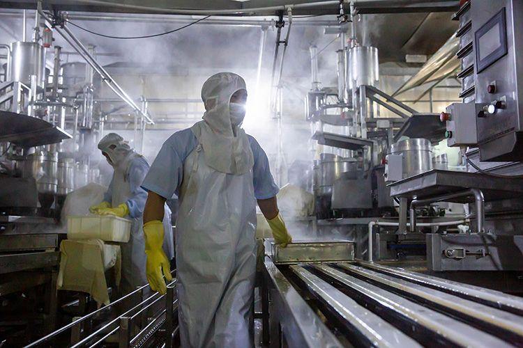 首农老字号食品企业全面复工 确保不断供、不涨价图片